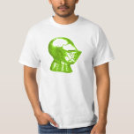 Green Knight Medieval Creative Anachronisms T-shirt