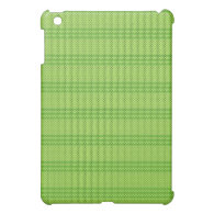 Green Knit iPad Mini Case
