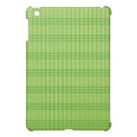 Green Knit iPad Mini Case