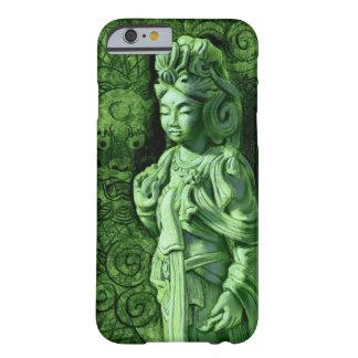Green Kuan Yin Buddha with Dragon iPhone 6 Case