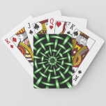 Green Kypton Poker Cards