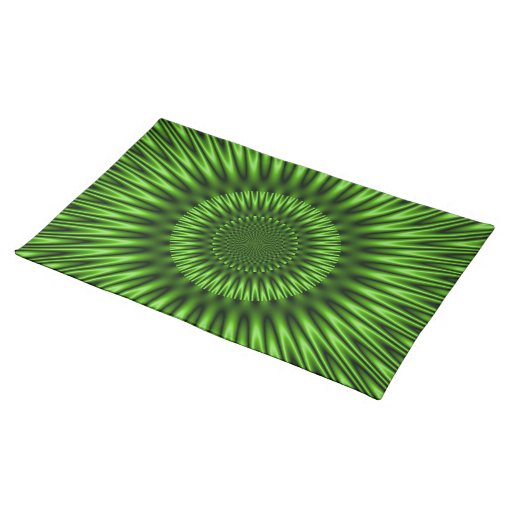 Green Lagoon Placemat