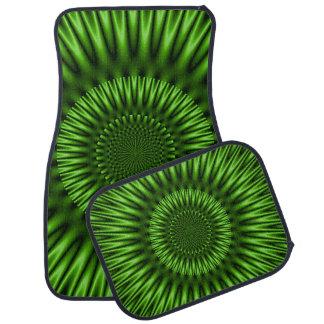 Green Lagoon Car Mat