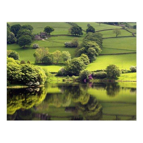 Green Lake Postcard