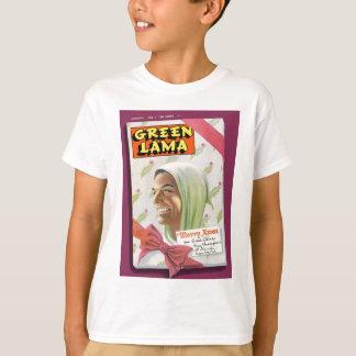 Green Lama #7 T-Shirt