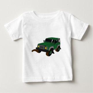 Green Landy Baby T-Shirt
