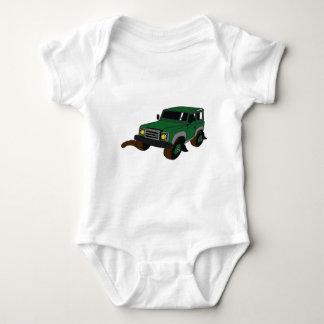 Green Landy Infant Creeper