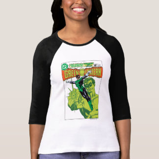 Green Lantern - Action Comic Cover T-Shirt