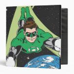 Green Lantern and Earth Binders