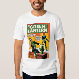Green Lantern and Sinestro Cover T Shirt