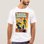 Green Lantern and Sinestro Cover T-Shirt