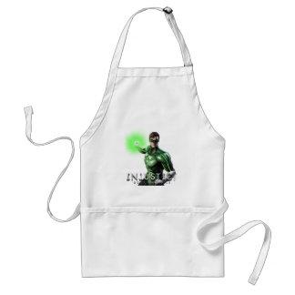 Green Lantern Adult Apron
