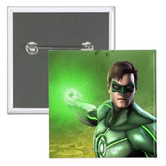 Green Lantern Buttons