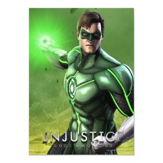 Green Lantern Card