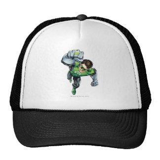 Green Lantern - Comic,  Arm Raise Mesh Hat