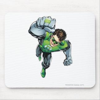 Green Lantern - Comic,  Arm Raise Mouse Pad