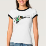 Green Lantern - Comic, Flying Right Tee Shirt