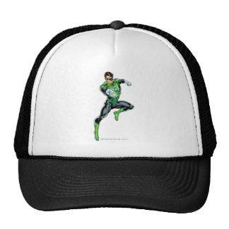 Green Lantern - Comic, Jumping Trucker Hats