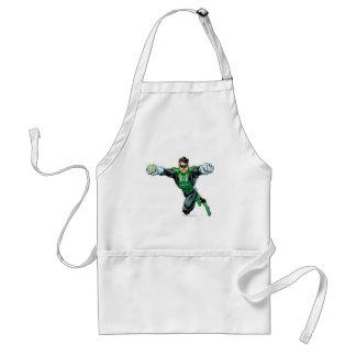 Green Lantern - Comic,  Looking Forward Adult Apron