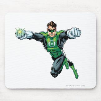 Green Lantern - Comic,  Looking Forward Mouse Pad