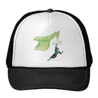 Green Lantern - Comic, with machine Trucker Hat