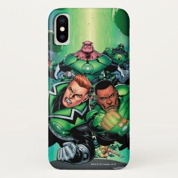 Green Lantern Corps iPhone X Case