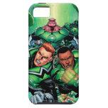 Green Lantern Corps iPhone 5 Case