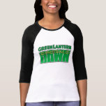 Green Lantern - Emerald Dawn Logo T Shirts