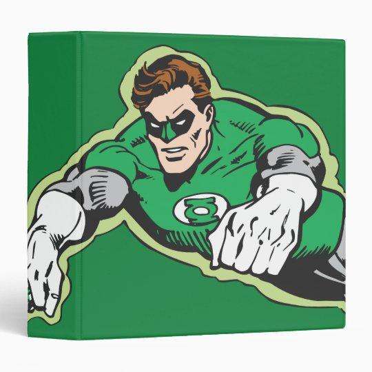 Green Lantern Energy Beam Binder