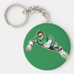 Green Lantern Energy Beam Key Chain