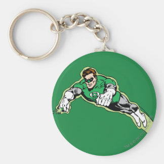 Green Lantern Energy Beam Keychain