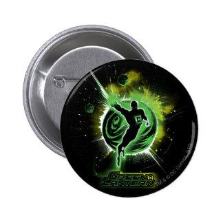 Green Lantern - EO Pinback Button