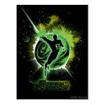 Green Lantern - EO Postcard