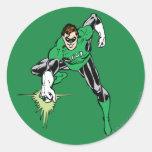 Green Lantern Fight Sticker