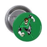 Green Lantern Fly Forward 2 Inch Round Button