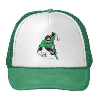 Green Lantern Fly Forward Mesh Hat