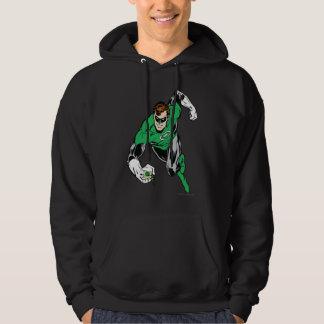 Green Lantern Fly Forward Hoodie
