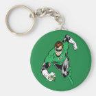 Green Lantern Fly Forward Keychain