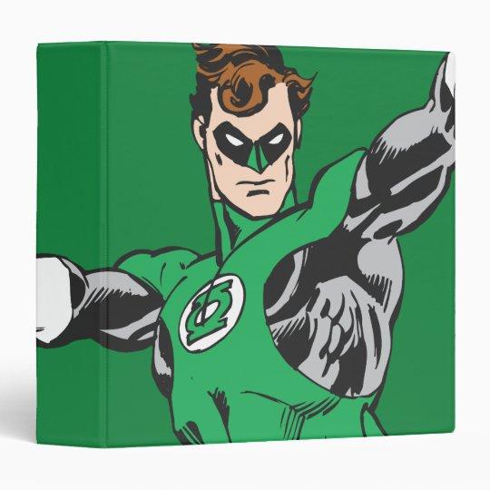 Green Lantern Fly Up Binder