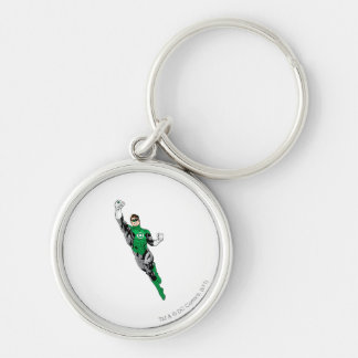 Green Lantern  - Flying Up Keychain
