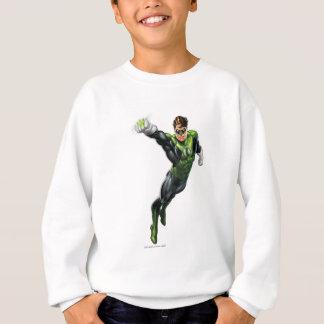 Green Lantern - Fully Rendered,  Arm out Sweatshirt