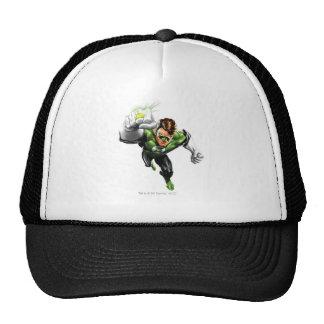 Green Lantern - Fully Rendered,  Arm Raise Trucker Hat