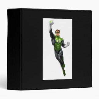 Green Lantern - Fully Rendered,  Flying Up Binder