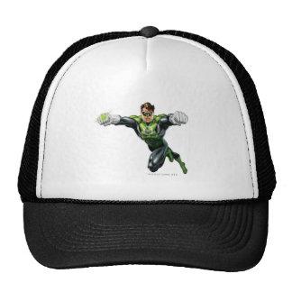 Green Lantern - Fully Rendered,  Looking Forward Trucker Hat