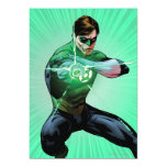 Green Lantern & Glowing Ring Announcement