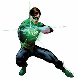 Green Lantern & Glowing Ring Cutout