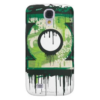 Green Lantern Graffiti Symbol Galaxy S4 Cover