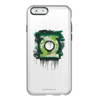 Green Lantern Graffiti Symbol Incipio Feather Shine iPhone 6 Case