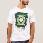 Green Lantern Graffiti Symbol T-Shirt