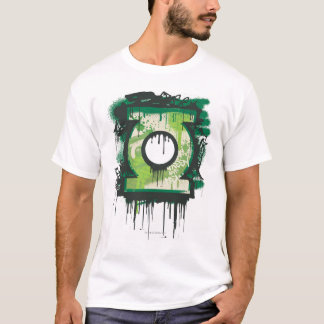 Green Lantern Graffiti Symbol T-Shirt